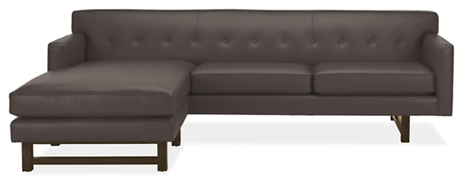 """Andre 101"""" Sofa with Left-Arm Chaise"""
