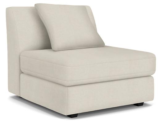 Astaire Armless Chair