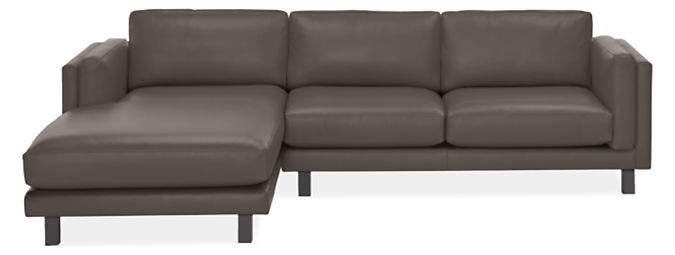 """Cade 114"""" Sofa with Left-Arm Chaise"""