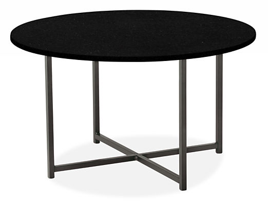Classic 27 diam 16h Round Outdoor Coffee Table