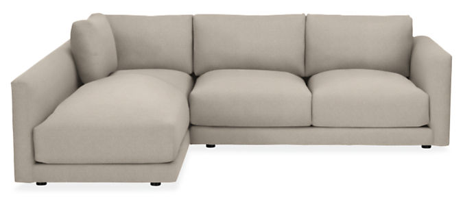 """Clemens 104"""" Sofa with Left-Arm Chaise"""