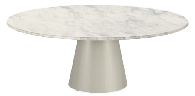 Decker 42 diam 16h Round Coffee Table
