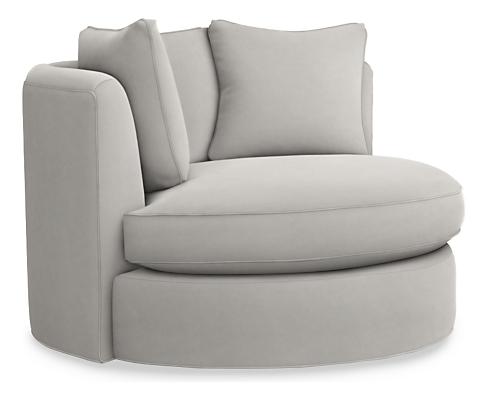 """Eos 51"""" Swivel Chair"""