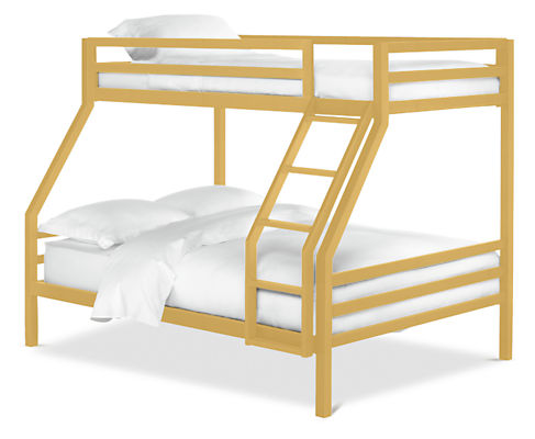 Fort Twin Over Full Bunk Bed