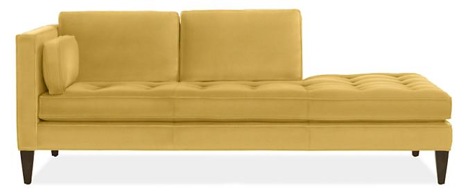 "Hutton 87"" Left-Back Sofa"
