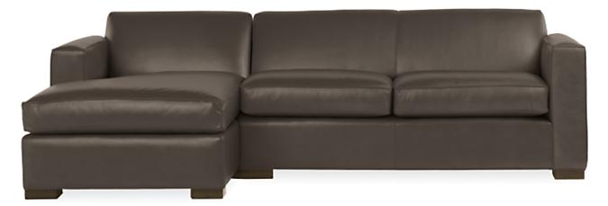 """Ian 108"""" Sofa with Left-Arm Chaise"""