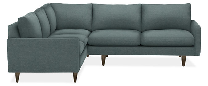 """Jasper 92x91"""" Two-Piece w/Left-Arm Corner Sofa"""