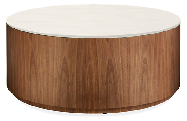 Liam 36 diam 15h Round Coffee Table