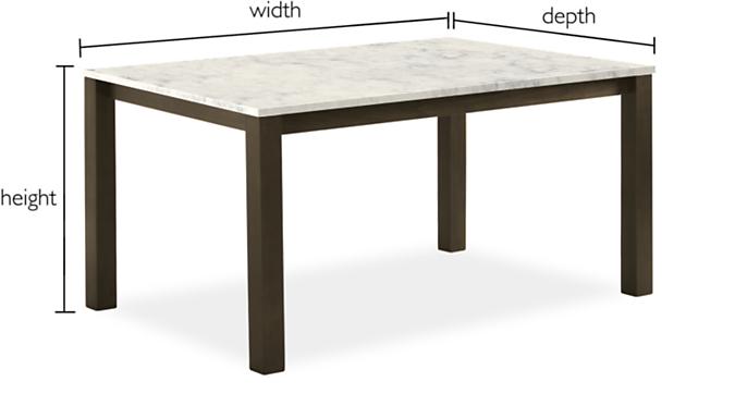 Linden Custom Table