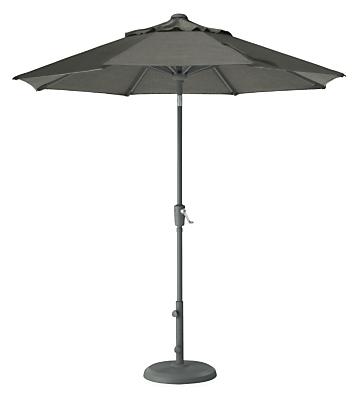 Maui 7.5' Round Patio Umbrella with Base