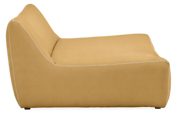 """Maya 55"""" Chaise"""