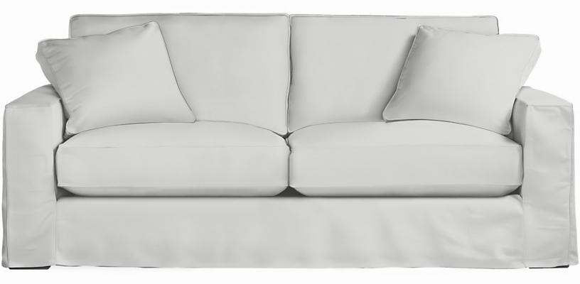 Metro Sofas Chair Slipcovers Modern, Slipcover Sofa Furniture
