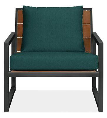 "Montego 32"" Lounge Chair w/Cushion"