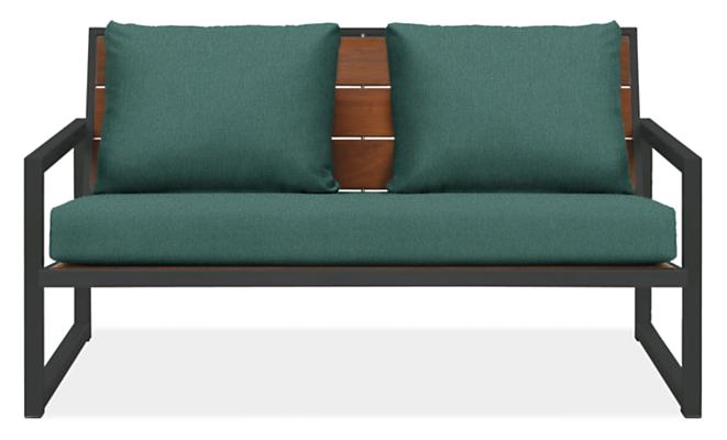 "Montego 57"" Sofa w/Cushions"