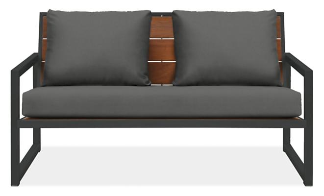 "Montego 57"" Sofa with Cushions"