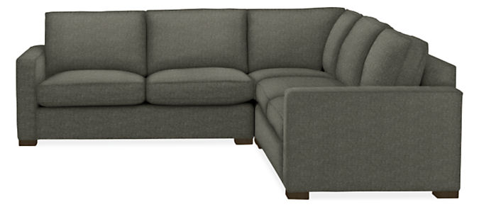 """Morrison 112x112"""" Three-Piece Sectional"""