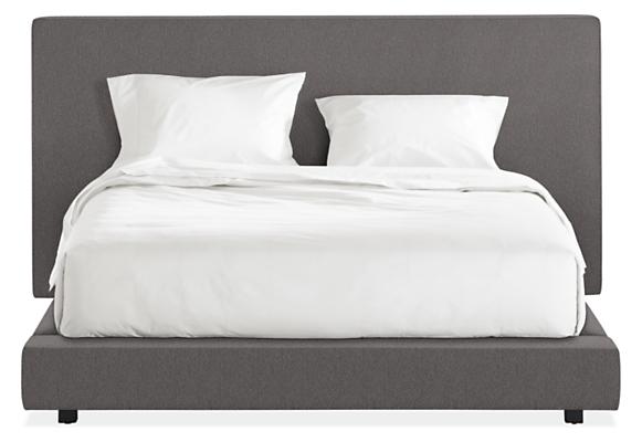 Munro Queen Headboard Bed