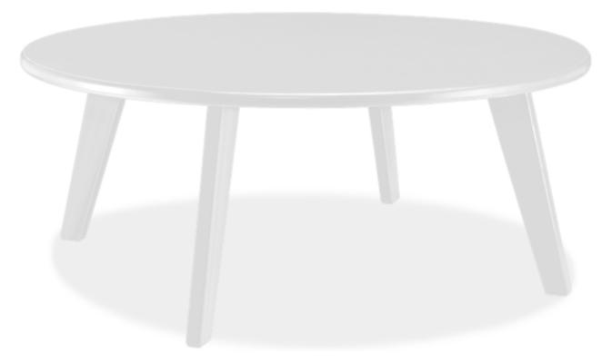 Nova 30 diam 13h Round Coffee Table