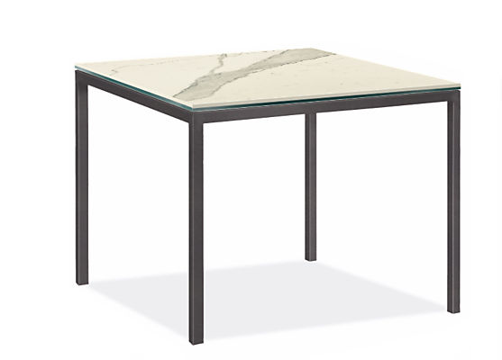 """Parsons 36w 36d Table with 1.5"""" Leg"""