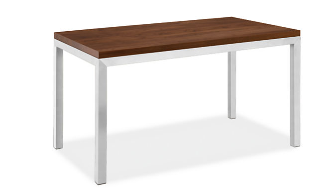 """Parsons 60w 24d Table with 2"""" Leg"""