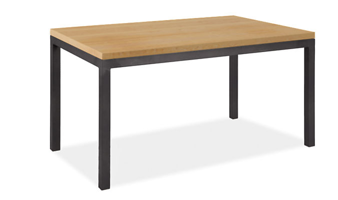 """Parsons 60w 30d Table with 2"""" Leg"""