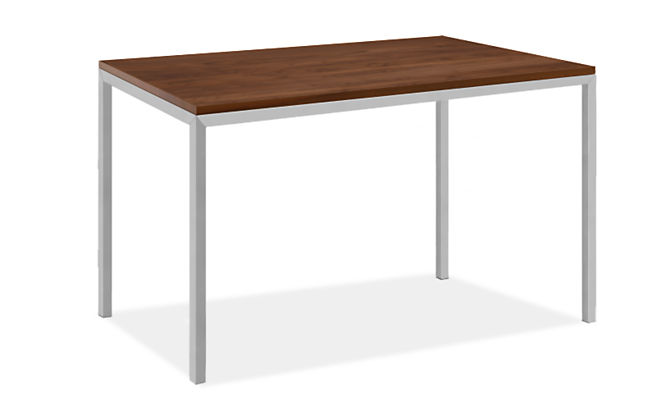 """Parsons 60w 30d 35h Counter Table with 1.5"""" Leg"""