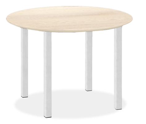 "Parsons Leg 42 diam Round Table with 2"" Leg"