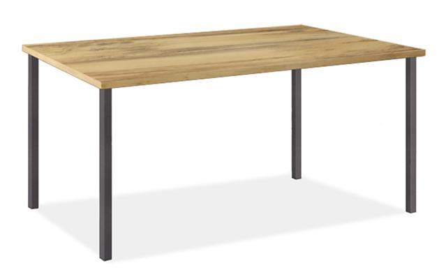 "Parsons Leg 60w 36d Table with 1.5"" Leg"