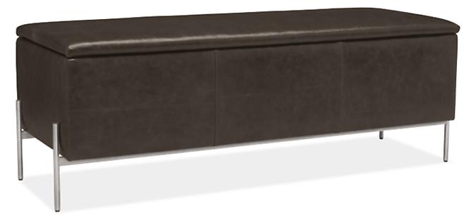 Paxton 54w 20d 18h Storage Ottoman