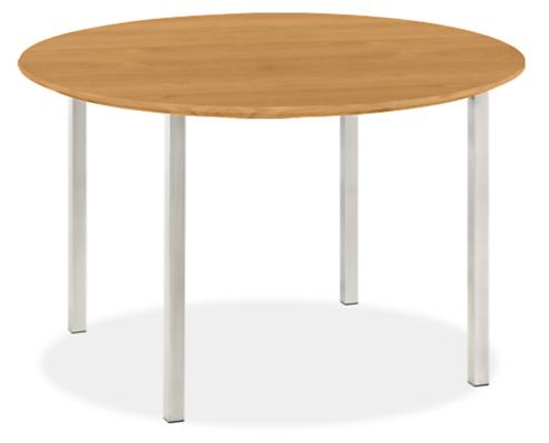 Portica 48 diam Round Table