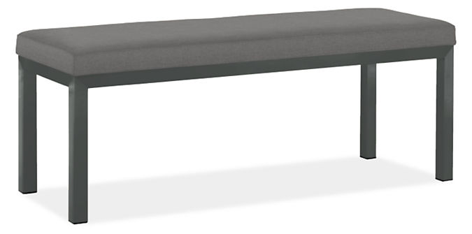Parsons 46w 15d 18h Outdoor Bench