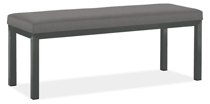 Pratt 46w 15d 18h Outdoor Bench