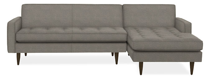 """Reese 99"""" Sofa with Right-Arm Chaise"""