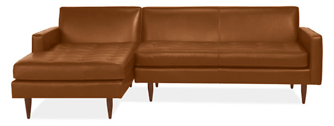 """Reese 99"""" Sofa with Left-Arm Chaise"""