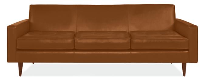 """Reese 85"""" Three-Cushion Sofa"""