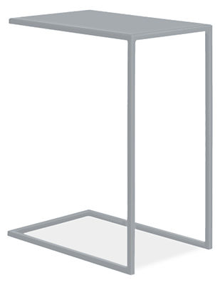 Slim 13w 20d 25h C-Shaped Table