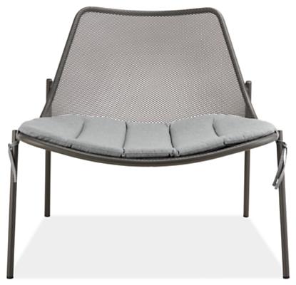 Soleil Seat Cushion for Lounge Chair