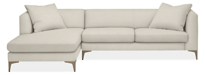 """Sterling 110"""" Sofa with Left-Arm Chaise"""