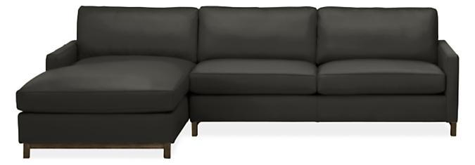 "Stevens 116"" Sofa with Left-Arm Chaise"