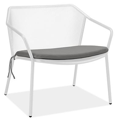 Theo Lounge Chair with Cushion
