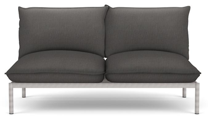 "Westbrook 65"" Armless Sofa"