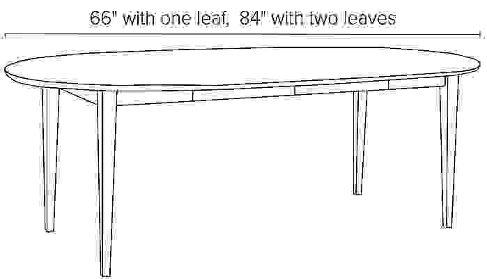 Illustration of Adams extension table extended