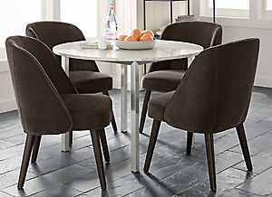 How to Pair Dining Tables & Chairs