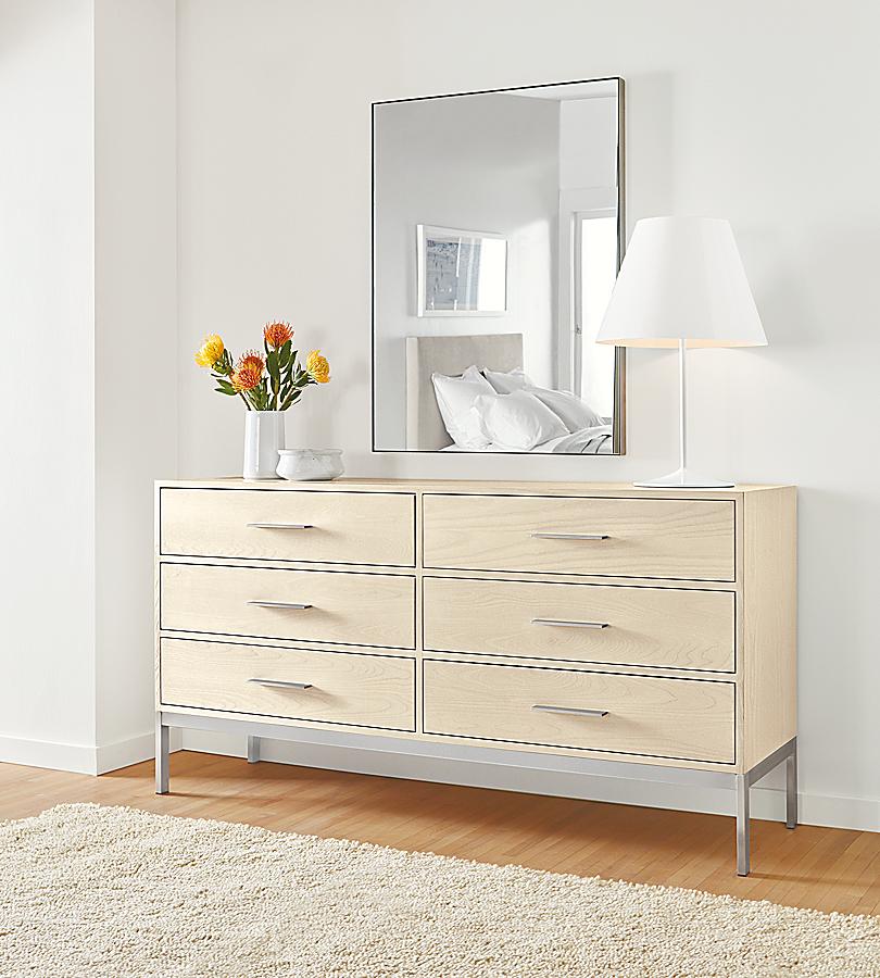 Infinity Mirror in Bedroom