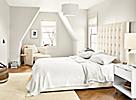 Avery Bed with Copenhagen Nightstand