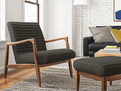 Shop Callan Chair & Ottoman