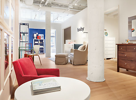 New York City Showroom 10