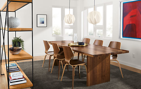 Corbett Table and Pike Chairs