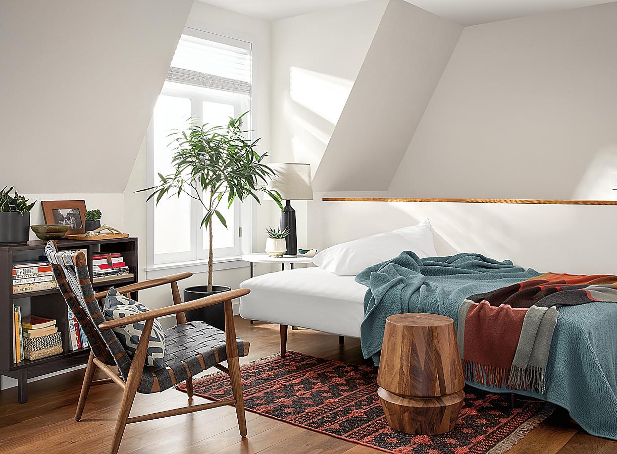 Guest Bedroom with Deco Sleeper Sofa