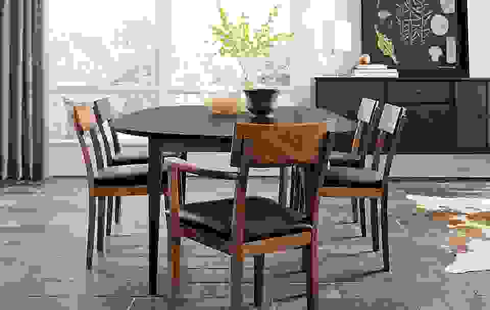 Adams Extension Table with Doyle Chairs